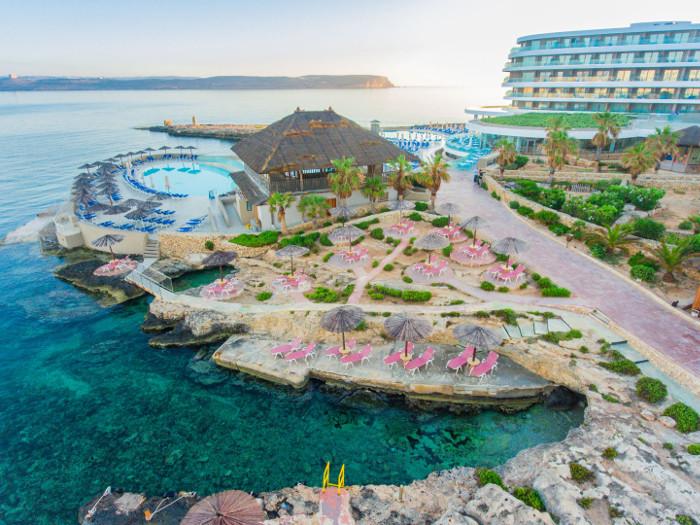 Neu Renoviertes Hotel Auf Malta Zum Schnappchenpreis Urlaubsnavi De