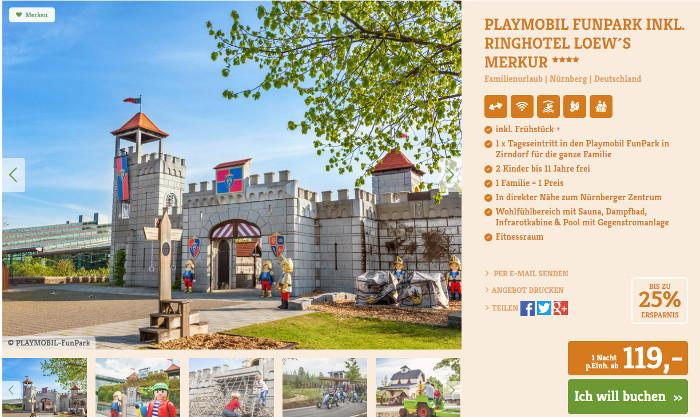 Playmobil funpark angebote 2019